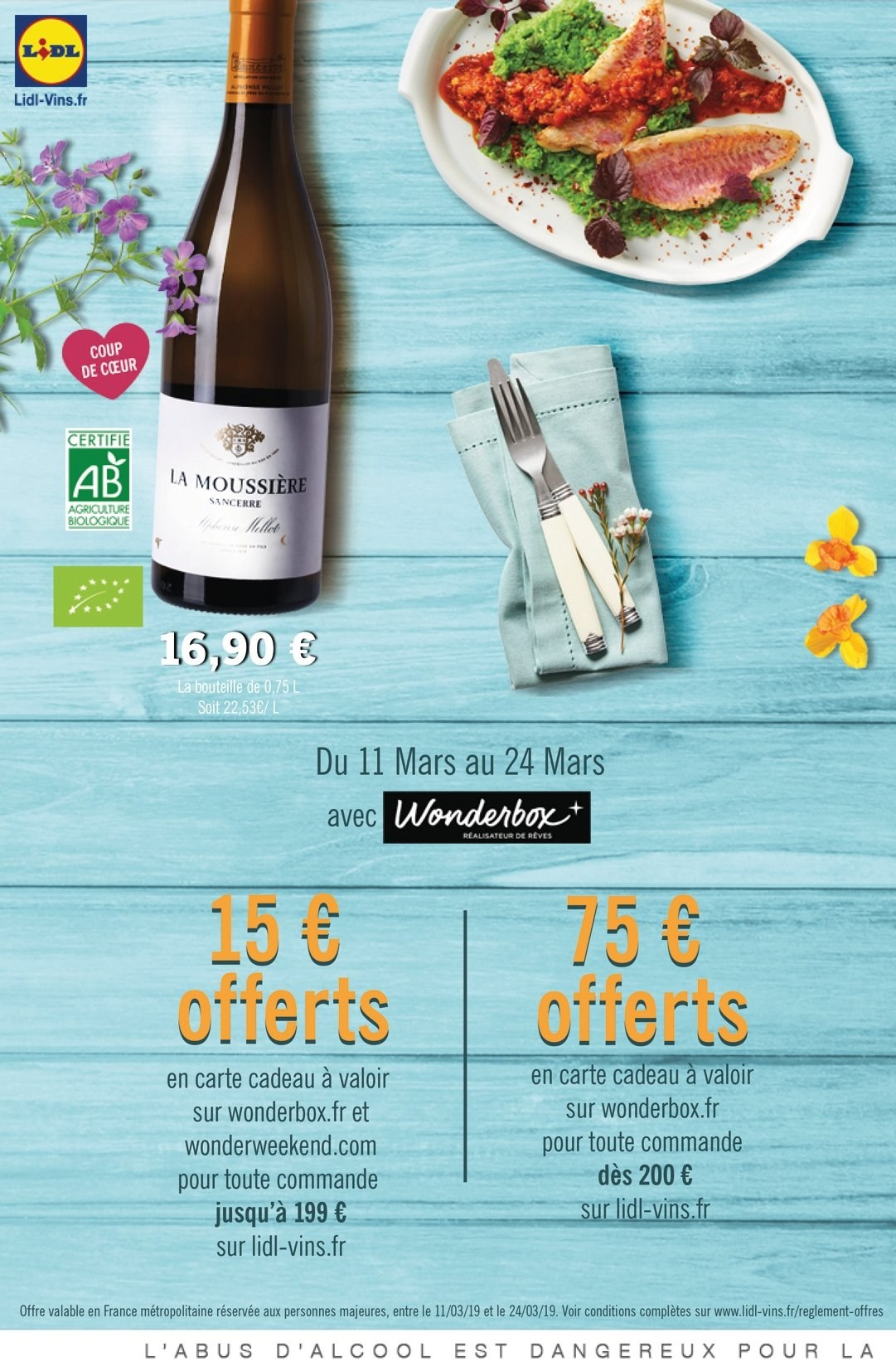 Catalogue Lidl - 13.03.2019 - 19.03.2019. Page 48.