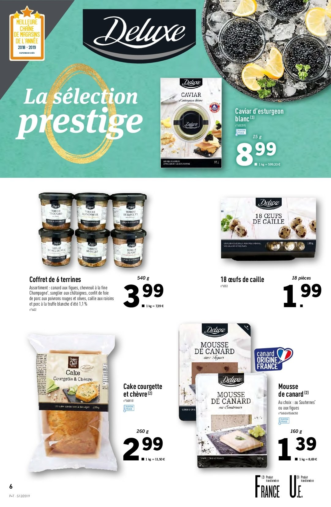Catalogue Lidl - 20.03.2019 - 26.03.2019. Page 6.
