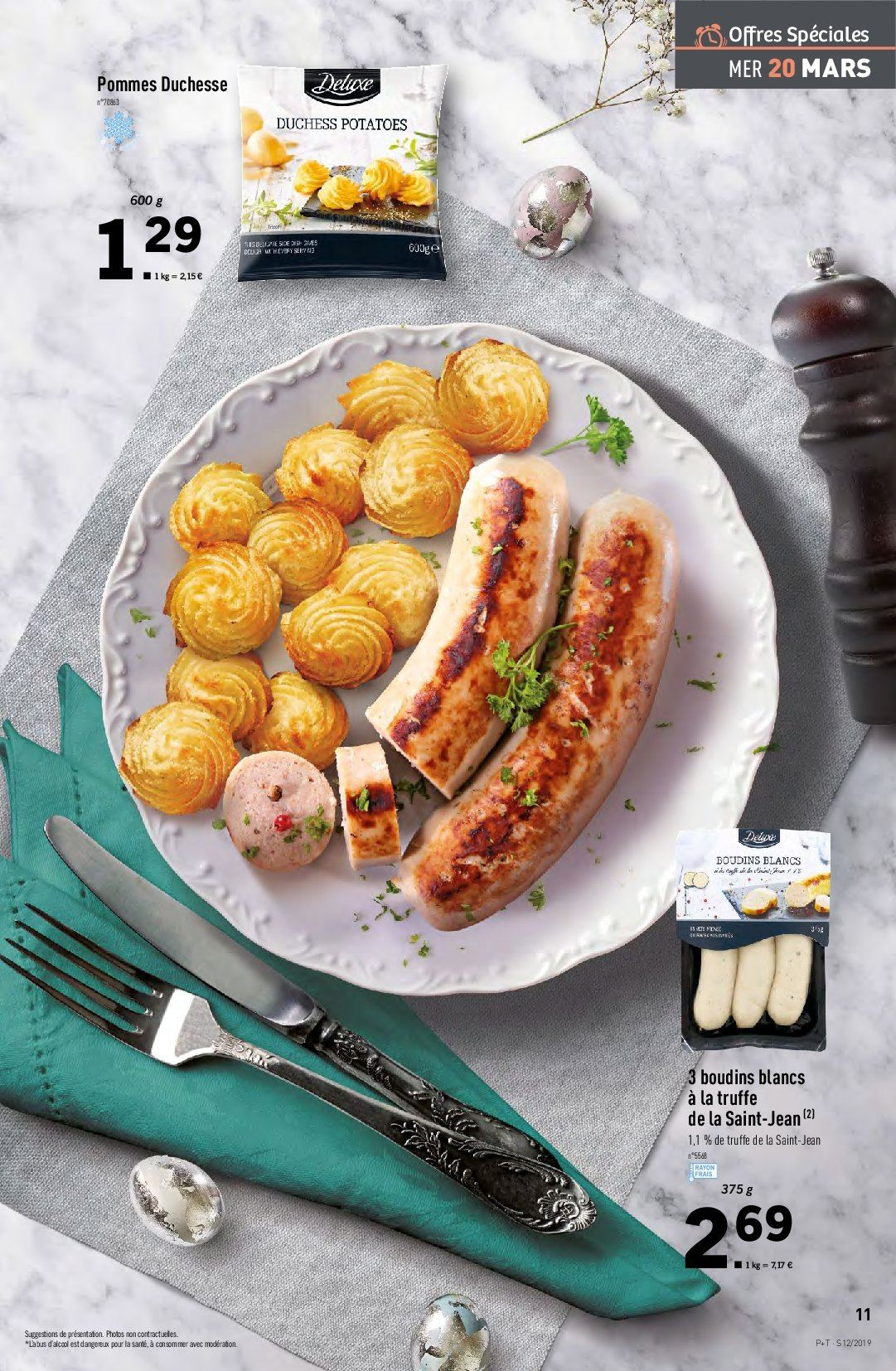 Catalogue Lidl - 20.03.2019 - 26.03.2019. Page 11.