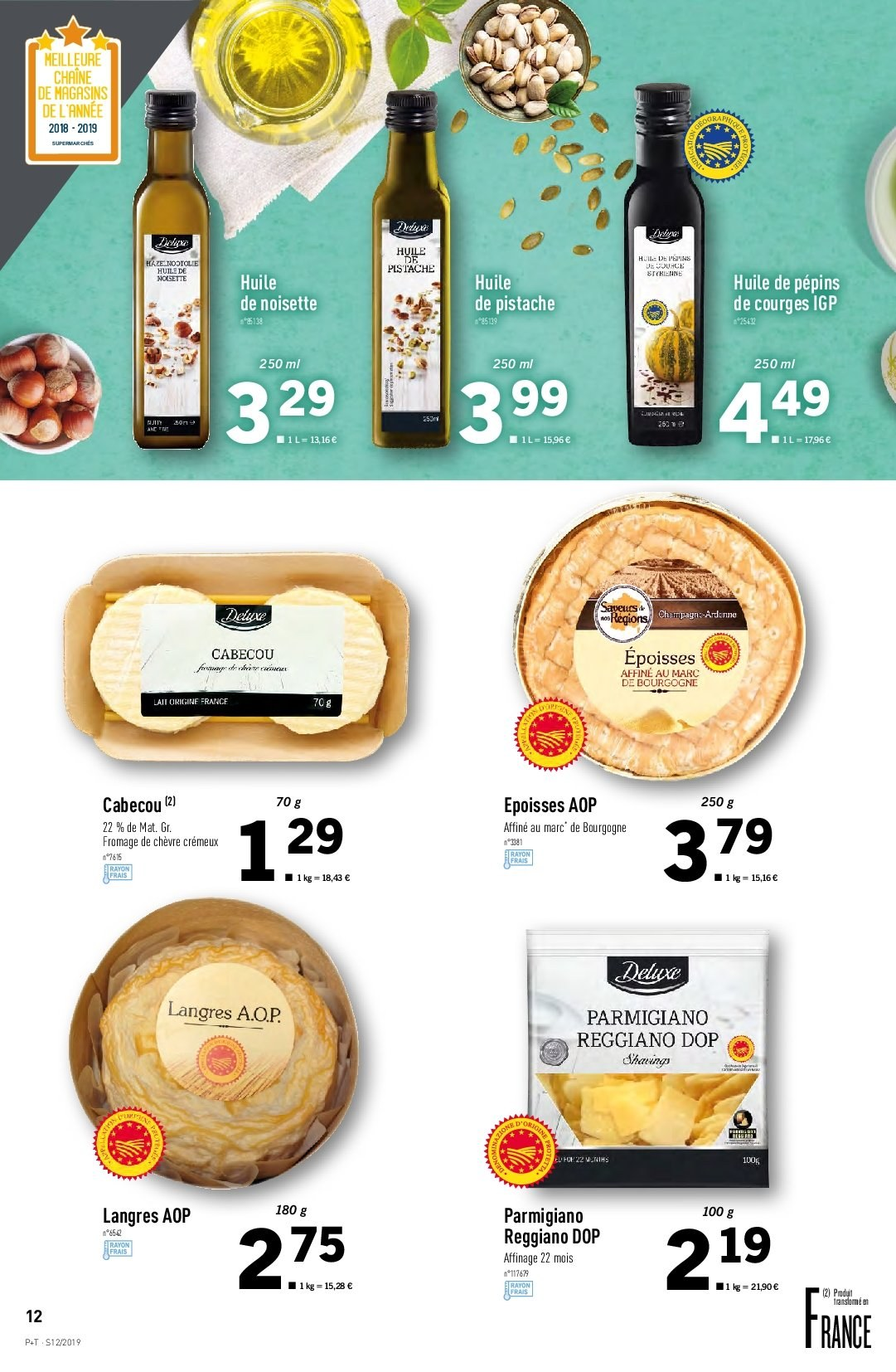 Catalogue Lidl - 20.03.2019 - 26.03.2019. Page 12.