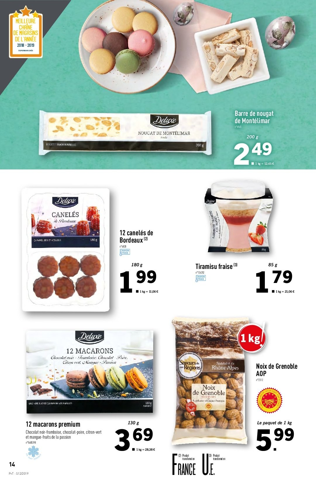 Catalogue Lidl - 20.03.2019 - 26.03.2019. Page 14.
