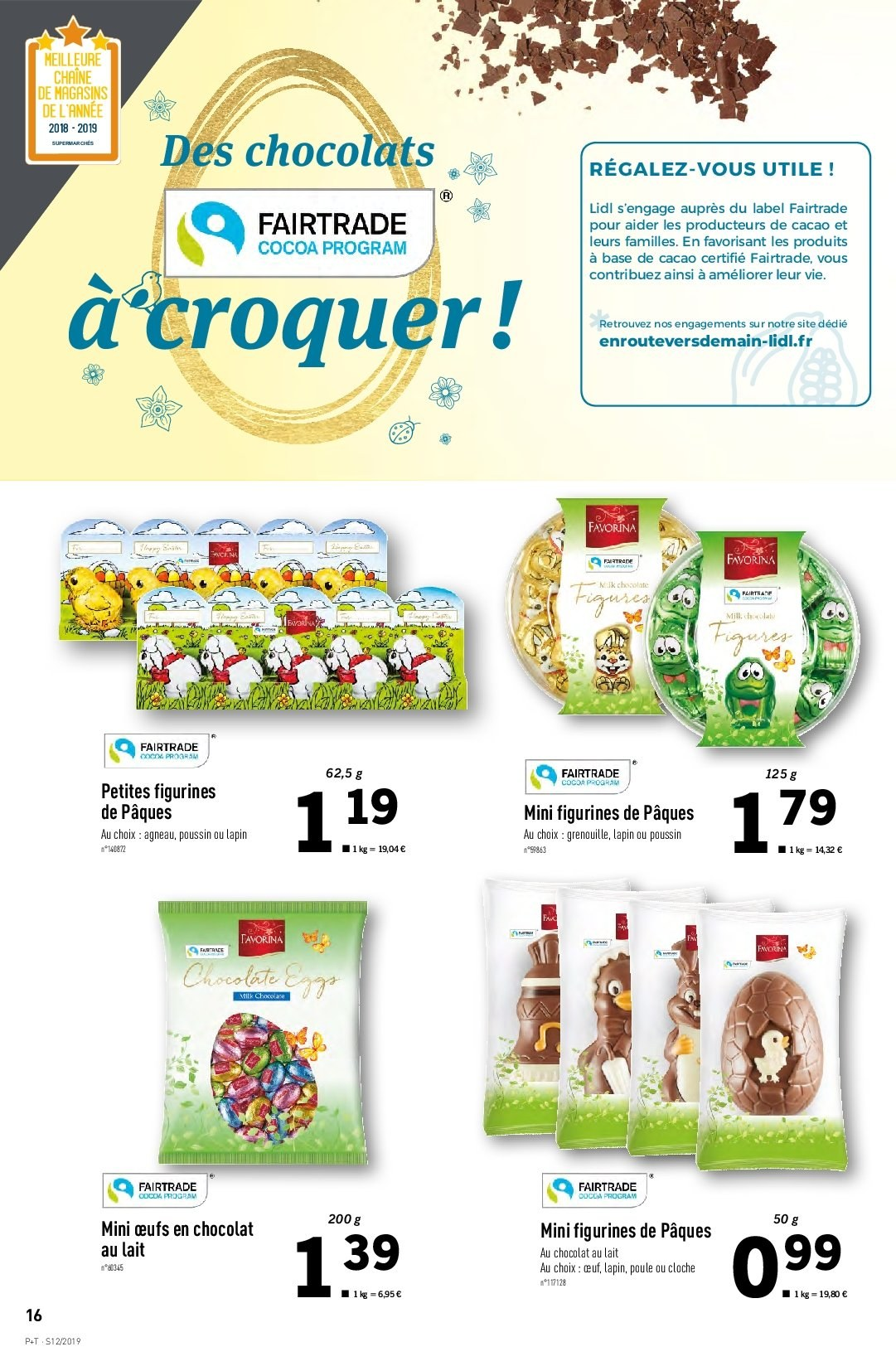 Catalogue Lidl - 20.03.2019 - 26.03.2019. Page 16.