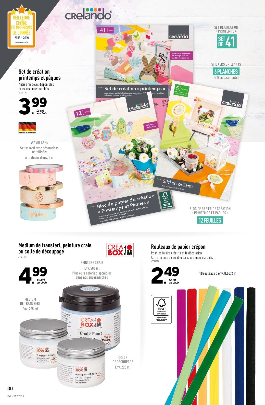Catalogue Lidl - 20.03.2019 - 26.03.2019. Page 30.