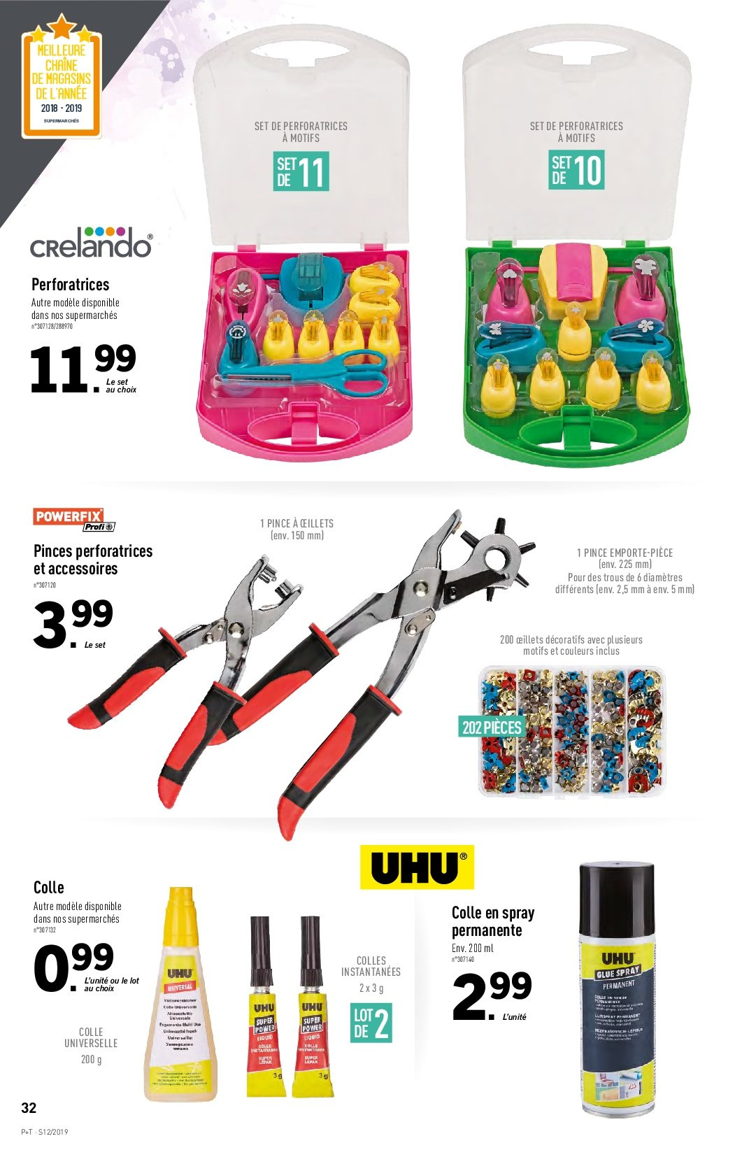 Catalogue Lidl - 20.03.2019 - 26.03.2019. Page 32.