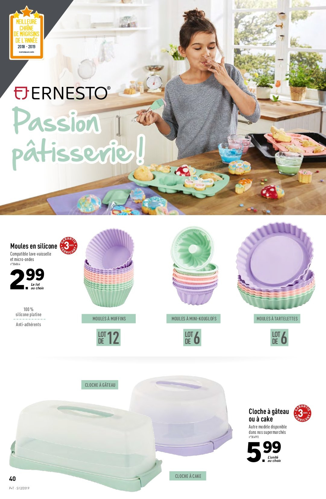 Catalogue Lidl - 20.03.2019 - 26.03.2019. Page 40.