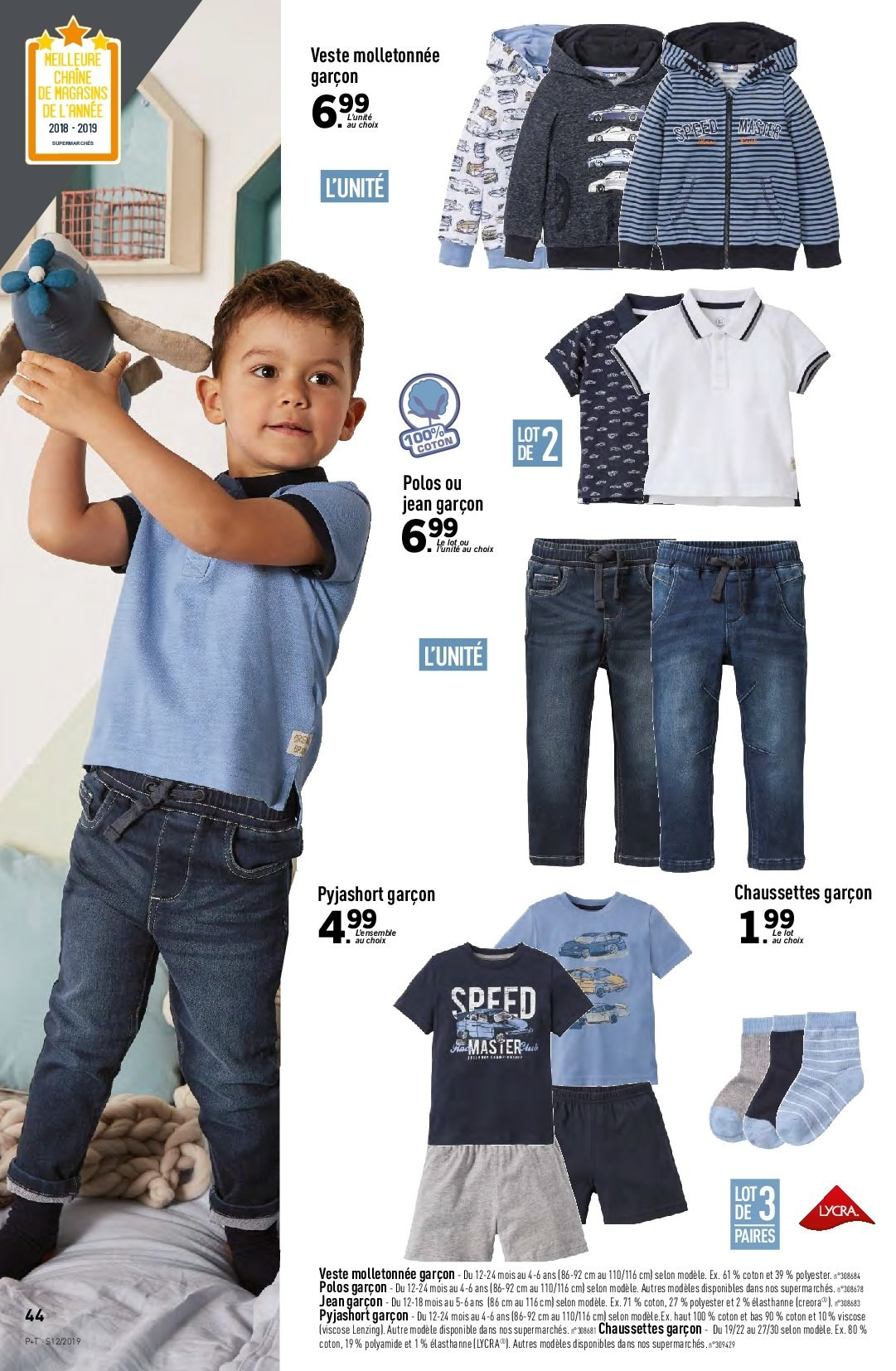 Catalogue Lidl - 20.03.2019 - 26.03.2019. Page 44.