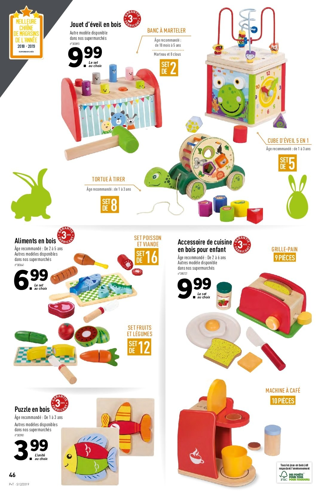 Catalogue Lidl - 20.03.2019 - 26.03.2019. Page 46.