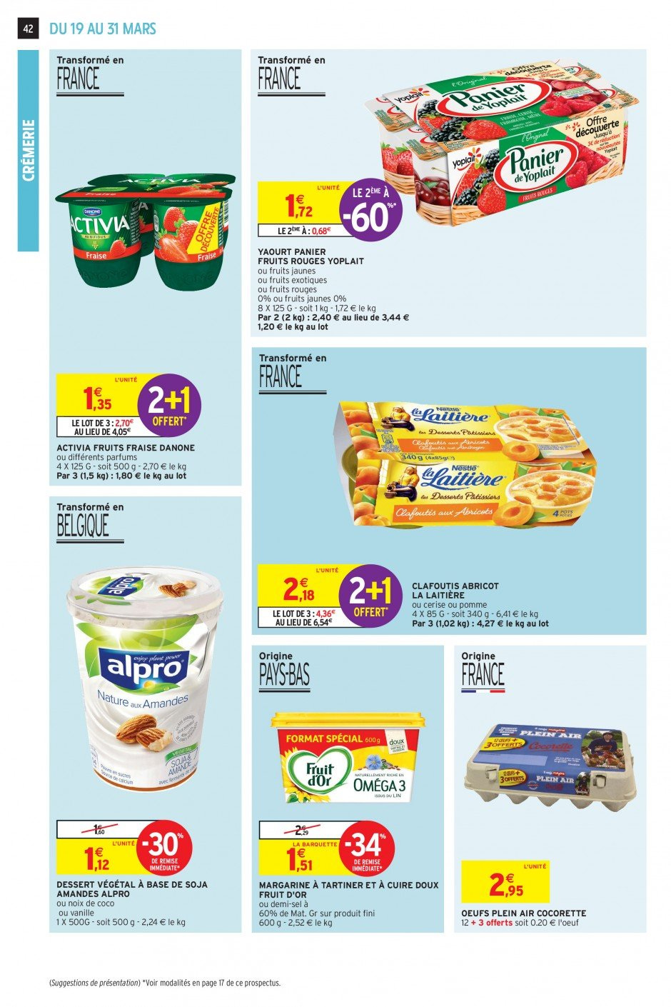 Catalogue Intermarché - 19.03.2019 - 31.03.2019. Page 39.