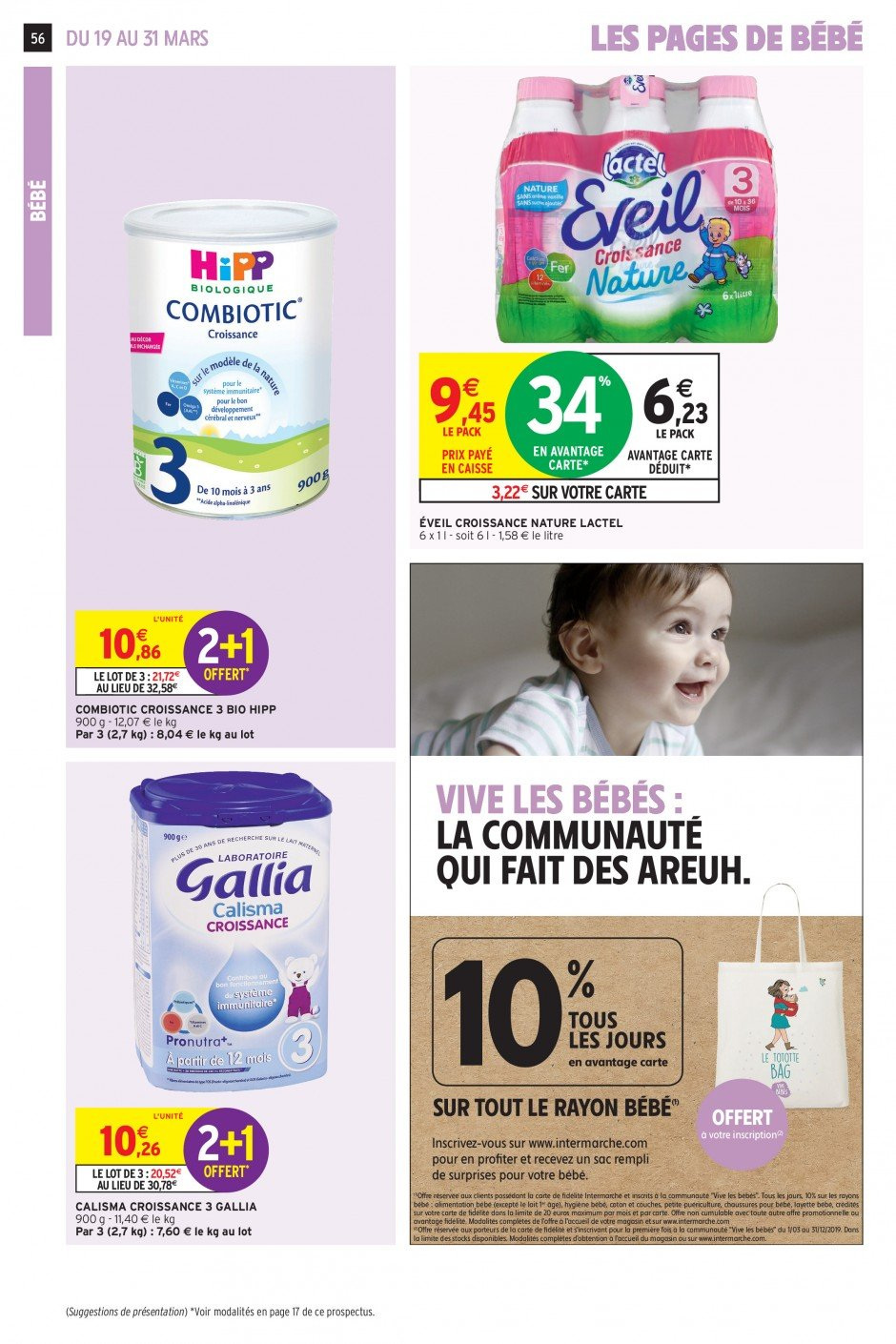 Catalogue Intermarché - 19.03.2019 - 31.03.2019. Page 53.