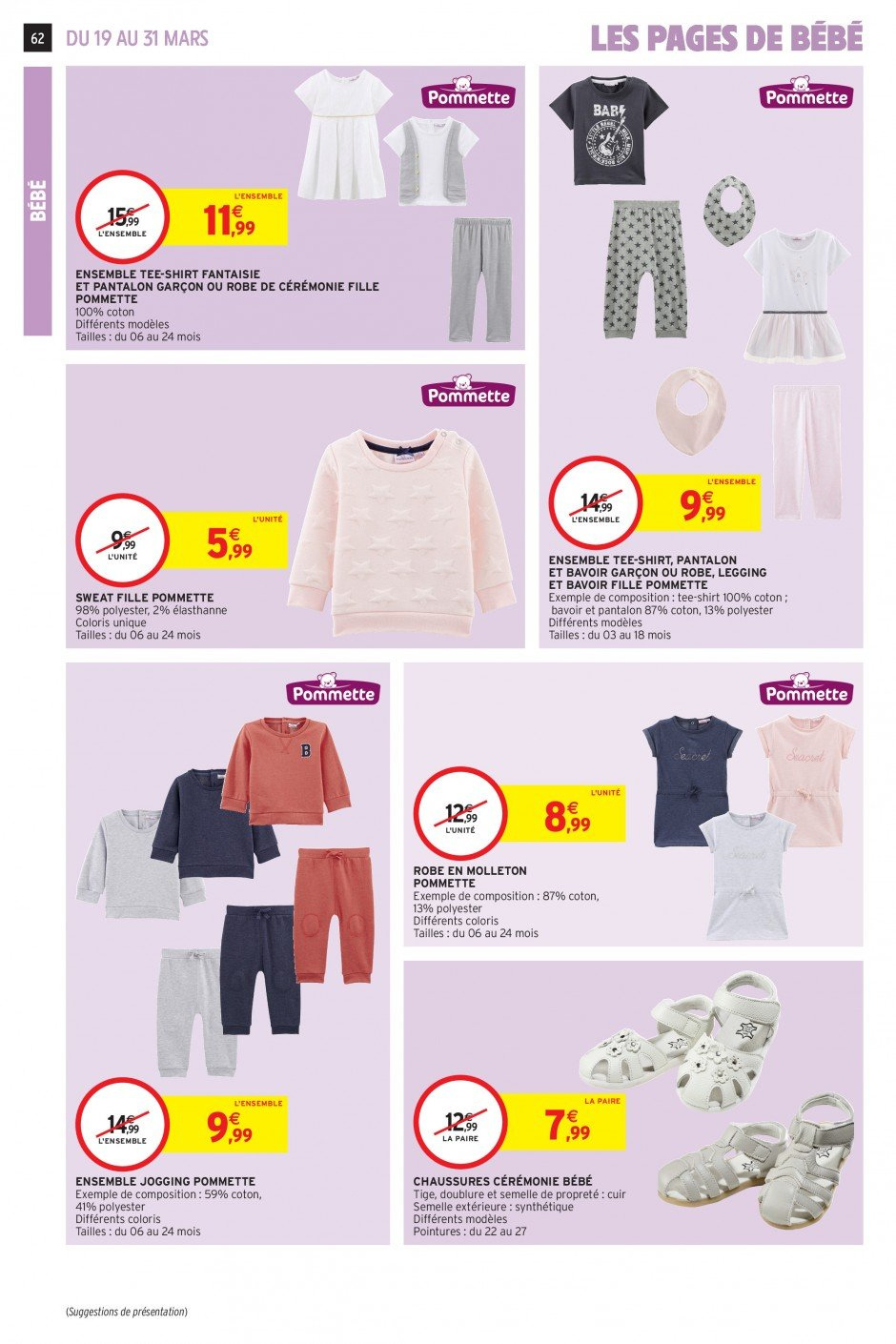 Catalogue Intermarché - 19.03.2019 - 31.03.2019. Page 59.