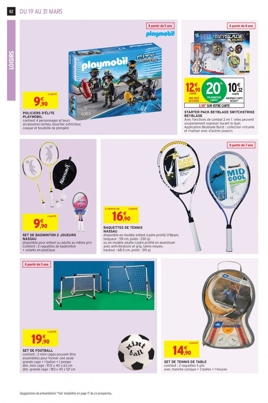 Catalogue Intermarché - 19.03.2019 - 31.03.2019. Page 79.