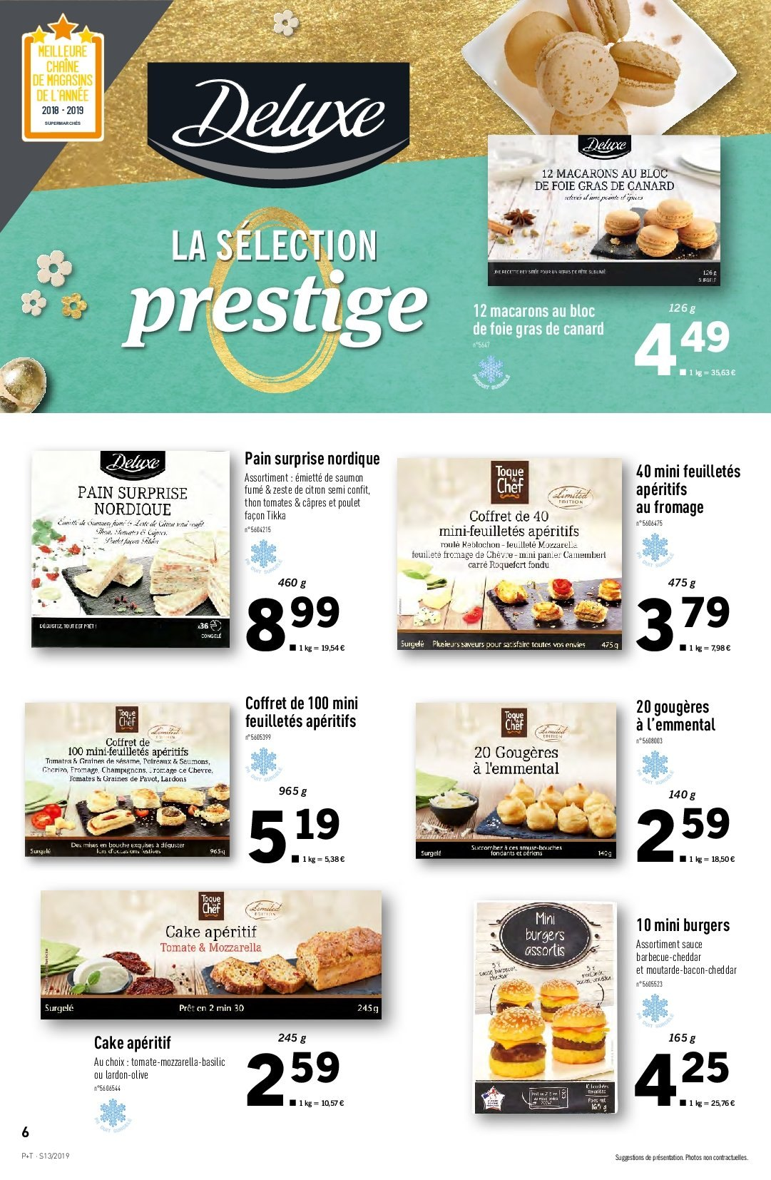 Catalogue Lidl - 27.03.2019 - 02.04.2019. Page 6.