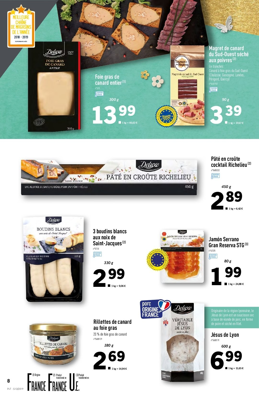 Catalogue Lidl - 27.03.2019 - 02.04.2019. Page 8.