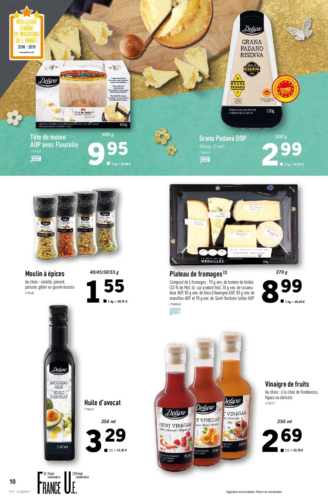 Catalogue Lidl - 27.03.2019 - 02.04.2019. Page 10.