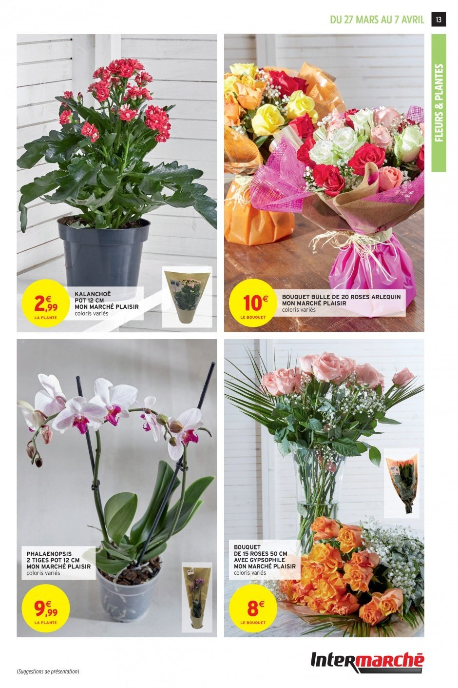Catalogue Intermarché - 26.03.2019 - 07.04.2019. Page 13.