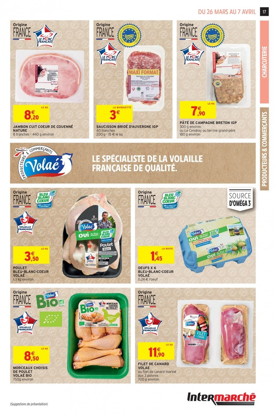 Catalogue Intermarché - 26.03.2019 - 07.04.2019. Page 16.