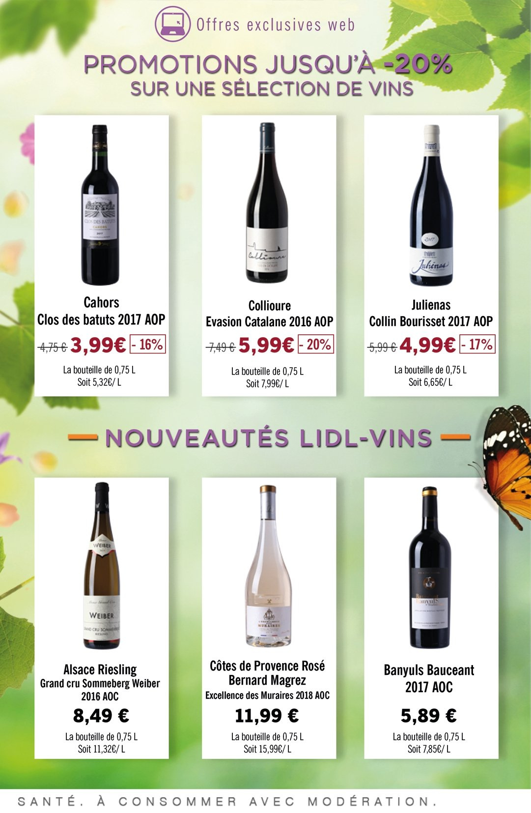 Catalogue Lidl - 10.04.2019 - 16.04.2019. Page 45.