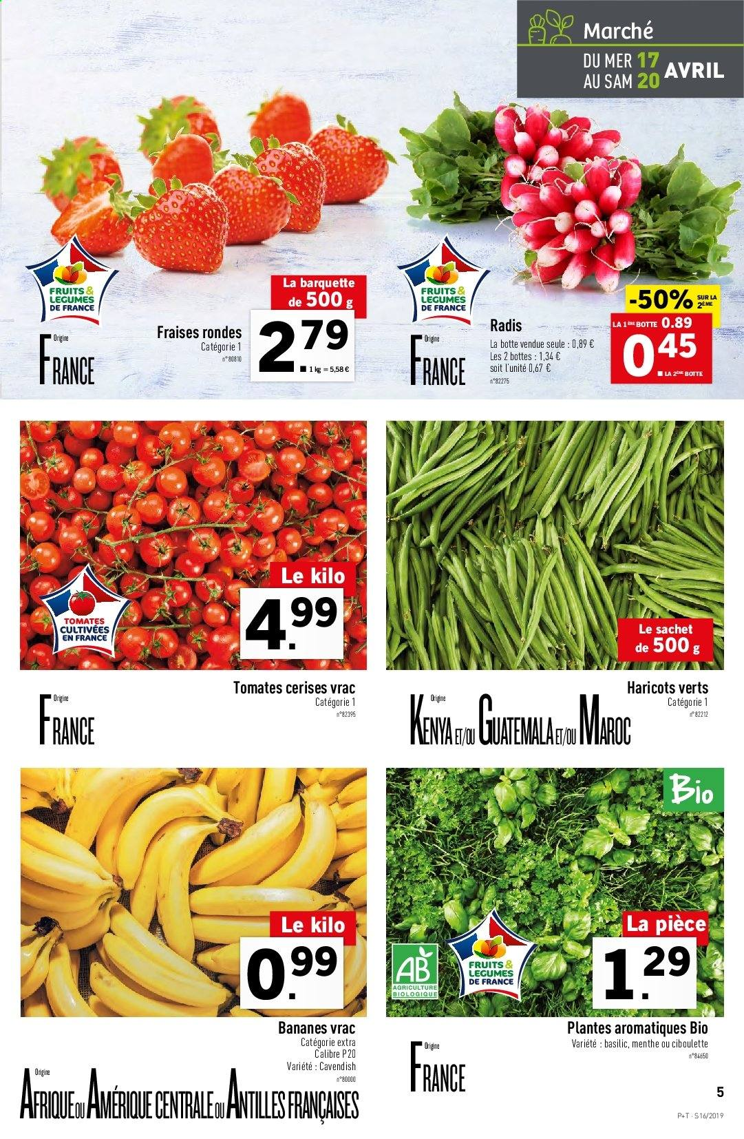 Catalogue Lidl - 17.04.2019 - 23.04.2019. Page 5.