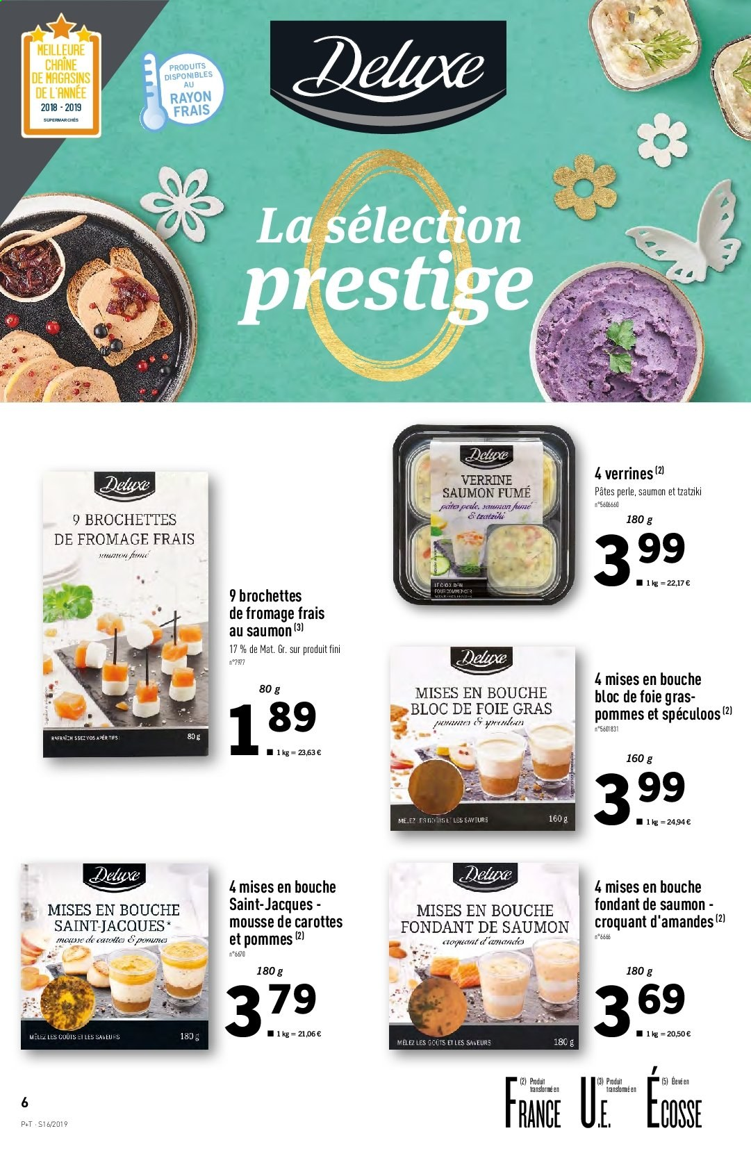Catalogue Lidl - 17.04.2019 - 23.04.2019. Page 6.