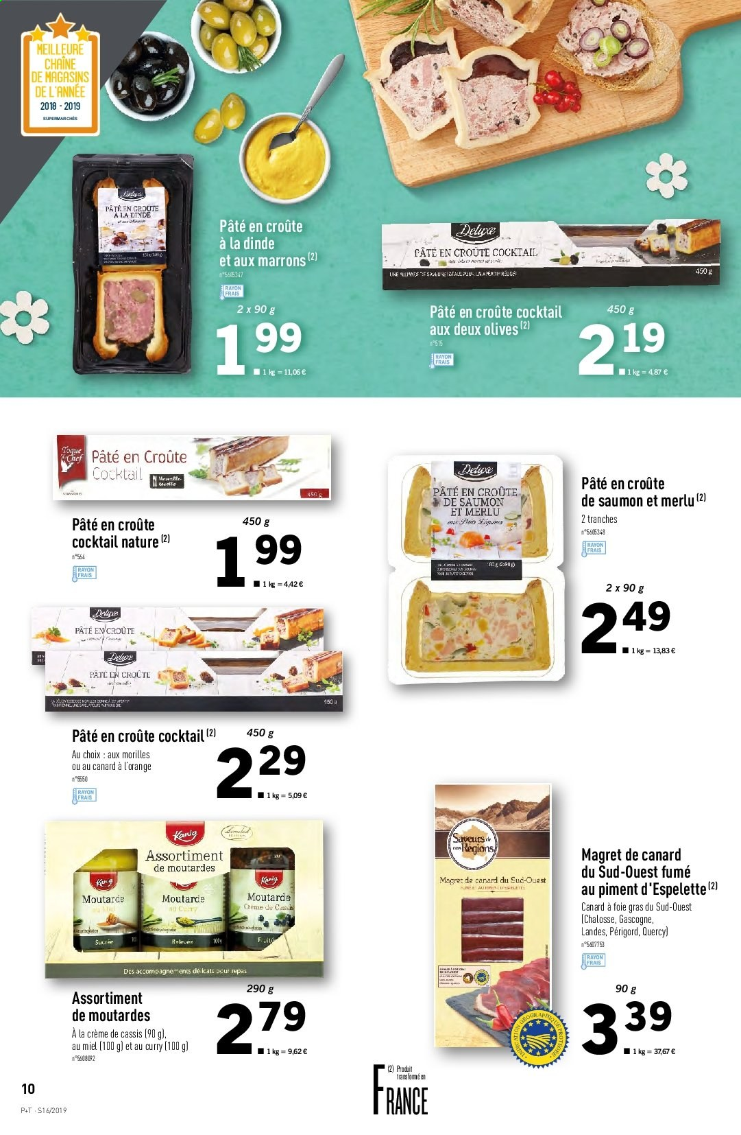Catalogue Lidl - 17.04.2019 - 23.04.2019. Page 10.