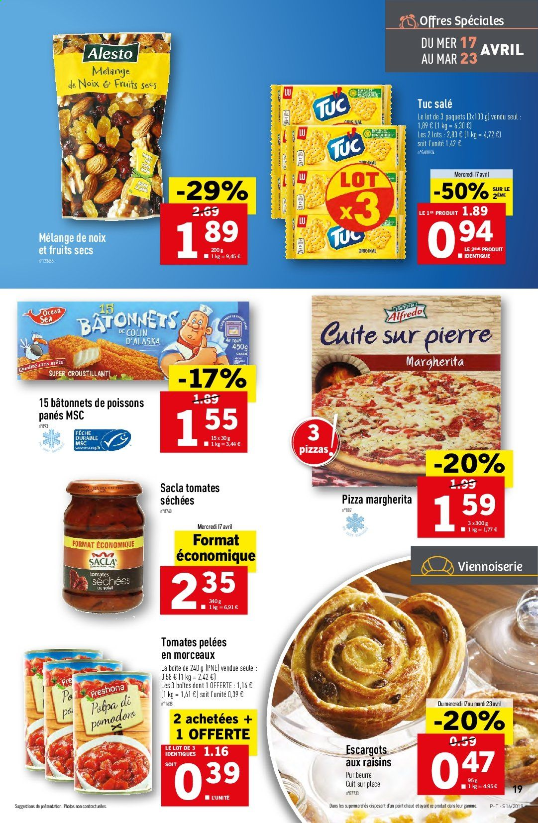 Catalogue Lidl - 17.04.2019 - 23.04.2019. Page 19.