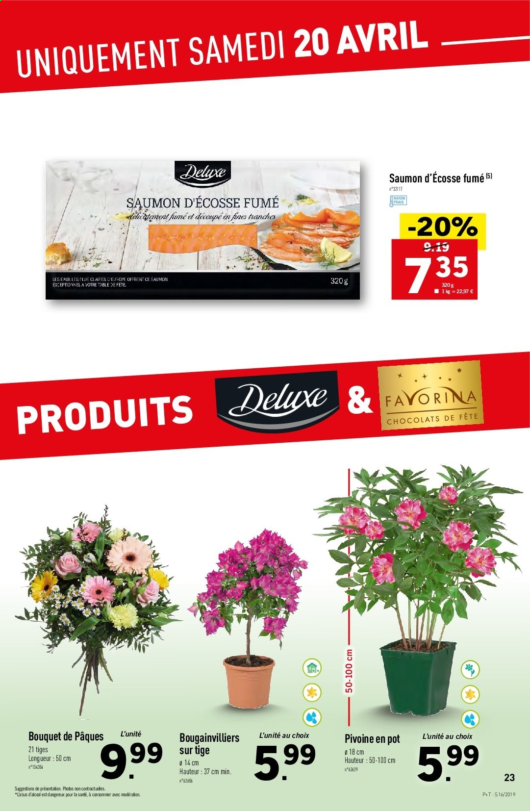 Catalogue Lidl - 17.04.2019 - 23.04.2019. Page 23.