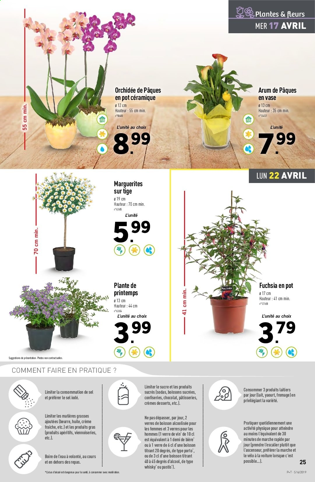 Catalogue Lidl - 17.04.2019 - 23.04.2019. Page 27.