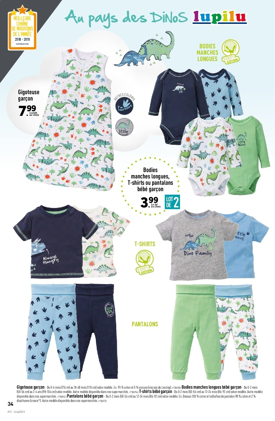 Catalogue Lidl - 17.04.2019 - 23.04.2019. Page 36.