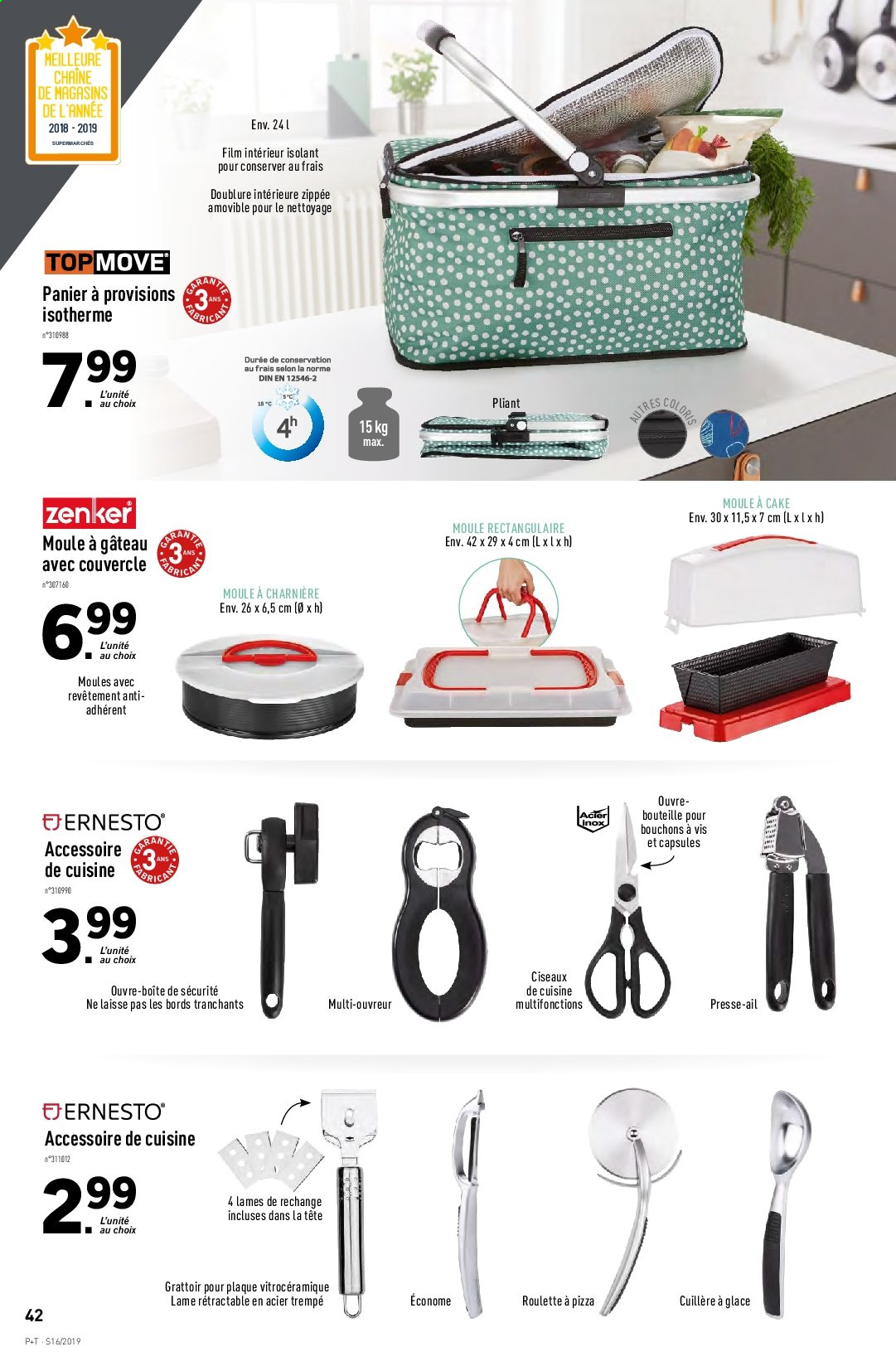 Catalogue Lidl - 17.04.2019 - 23.04.2019. Page 44.