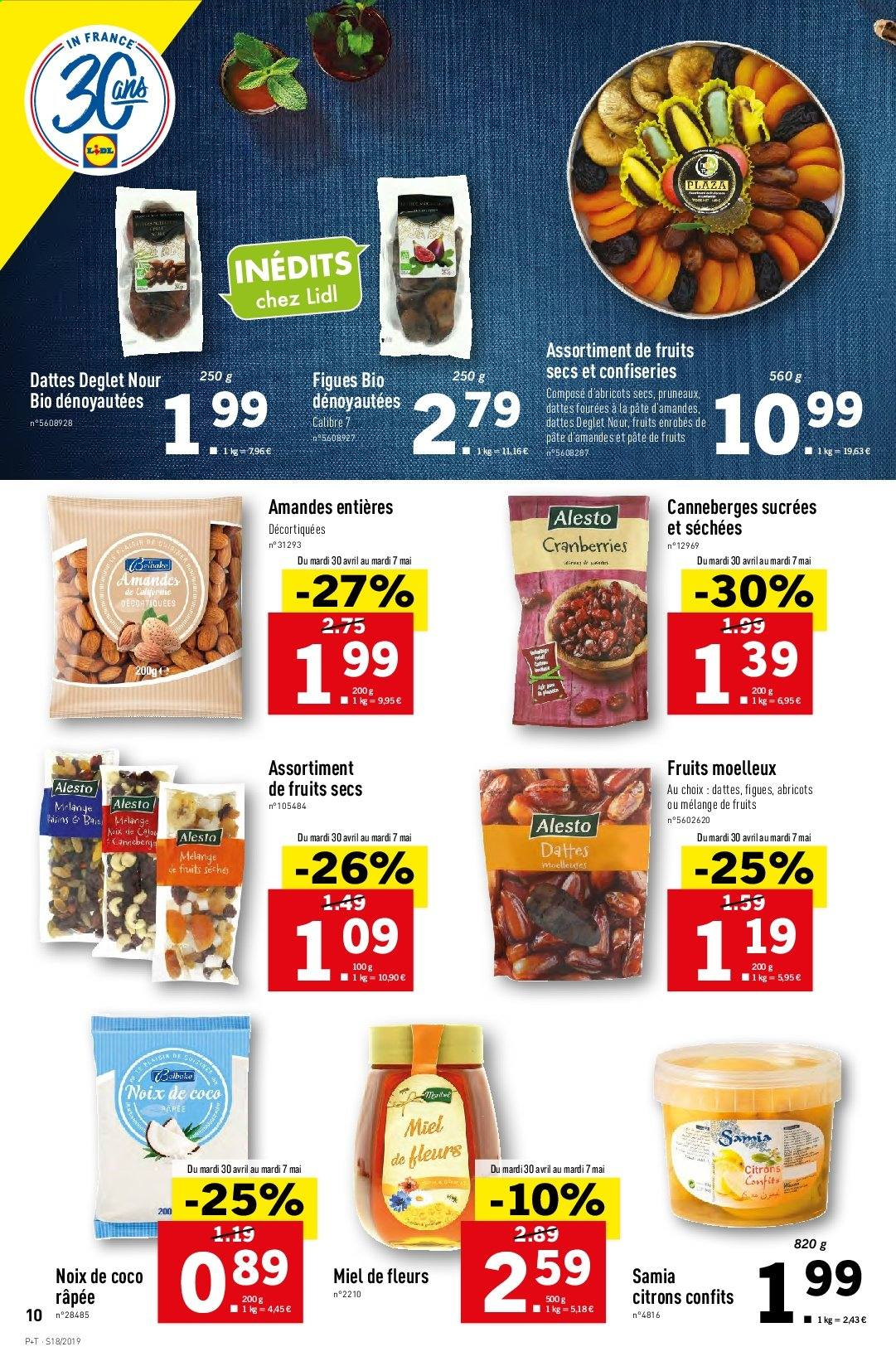 Catalogue Lidl - 30.04.2019 - 07.05.2019. Page 10.