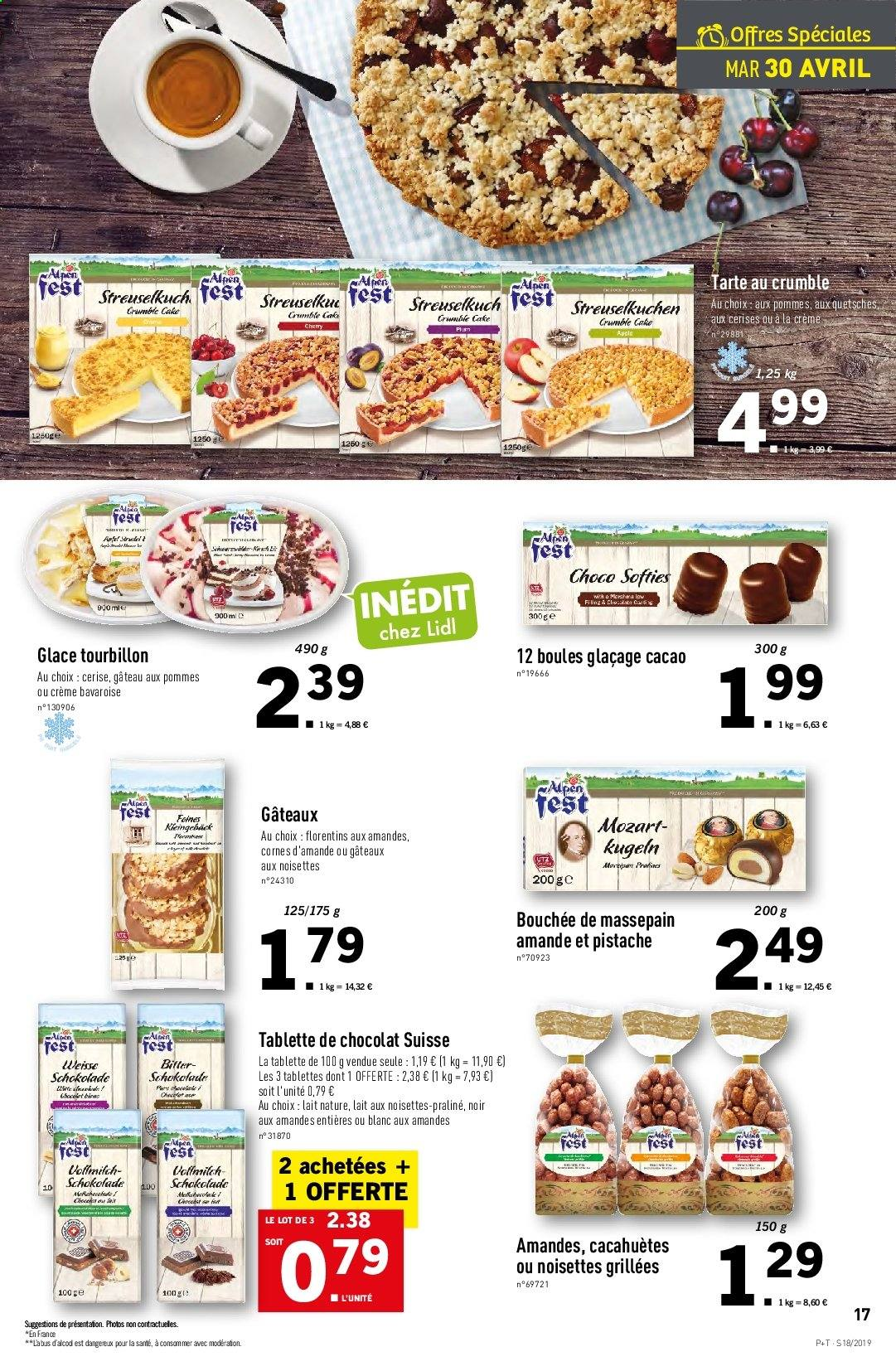 Catalogue Lidl - 30.04.2019 - 07.05.2019. Page 17.