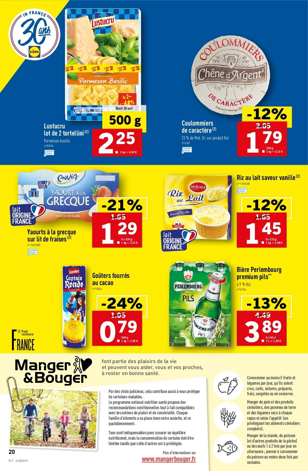 Catalogue Lidl - 30.04.2019 - 07.05.2019. Page 20.