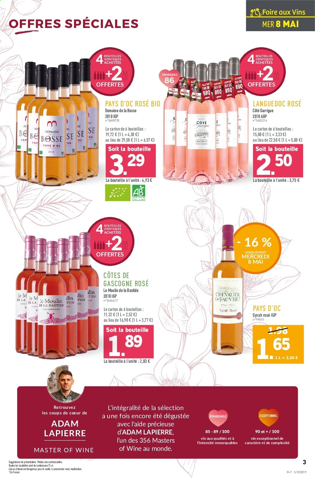 Catalogue Lidl - 08.05.2019 - 14.05.2019. Page 3.