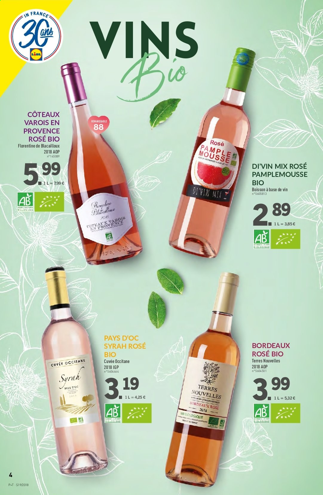 Catalogue Lidl - 08.05.2019 - 14.05.2019. Page 4.