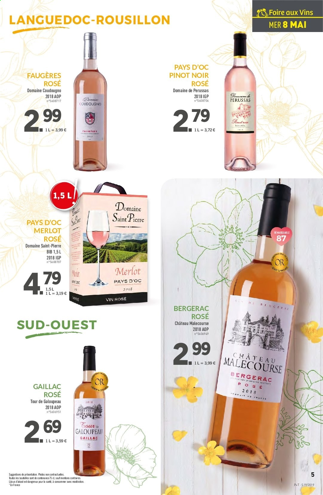 Catalogue Lidl - 08.05.2019 - 14.05.2019. Page 5.