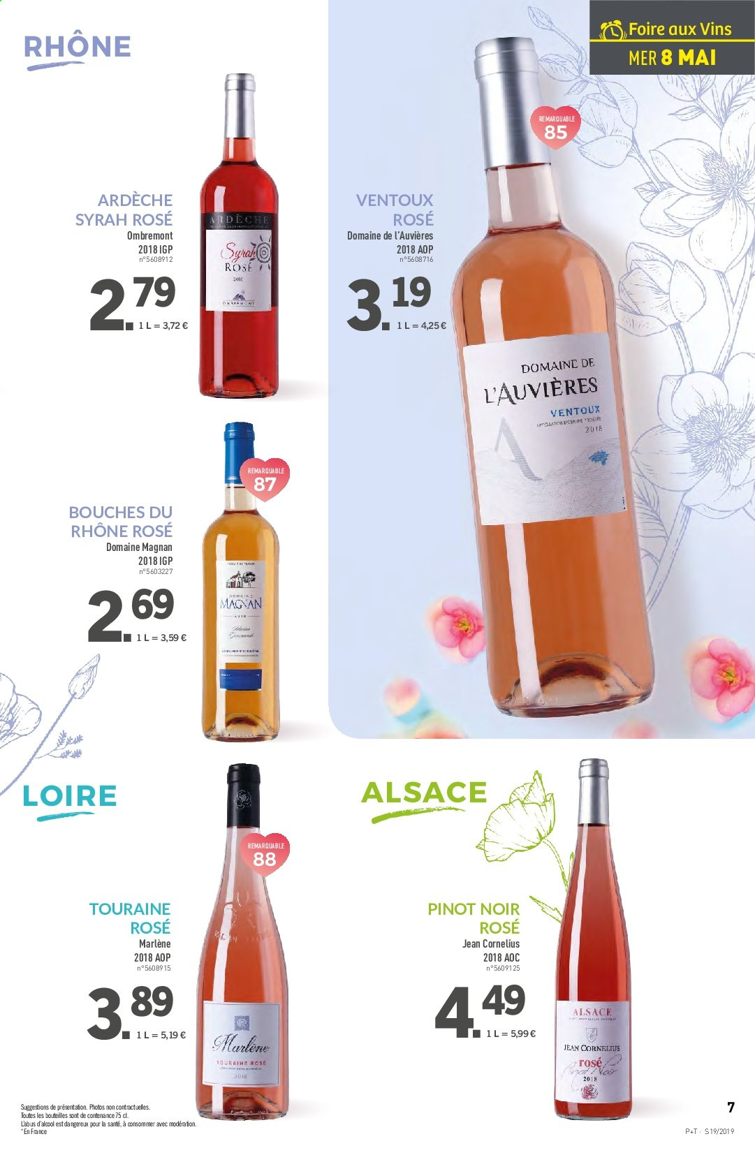 Catalogue Lidl - 08.05.2019 - 14.05.2019. Page 7.