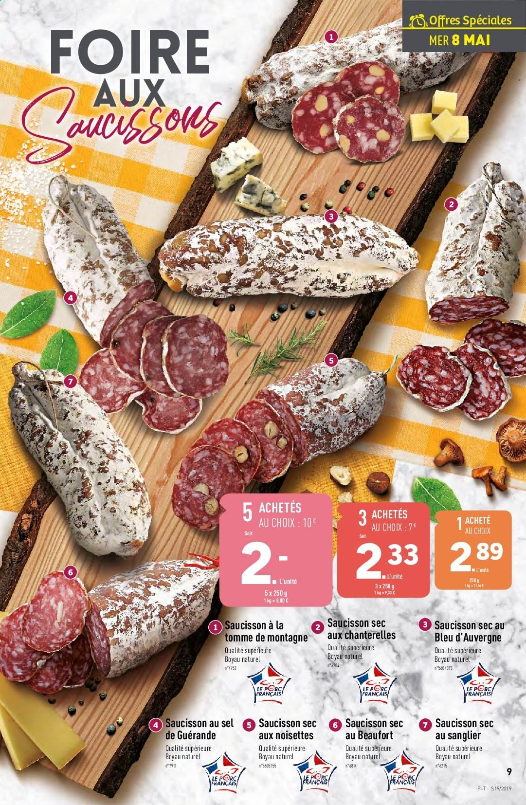 Catalogue Lidl - 08.05.2019 - 14.05.2019. Page 9.