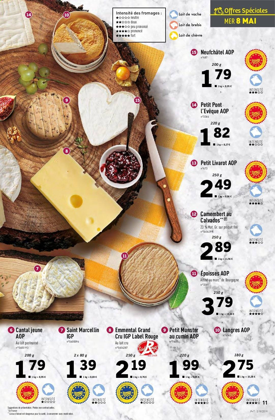 Catalogue Lidl - 08.05.2019 - 14.05.2019. Page 11.