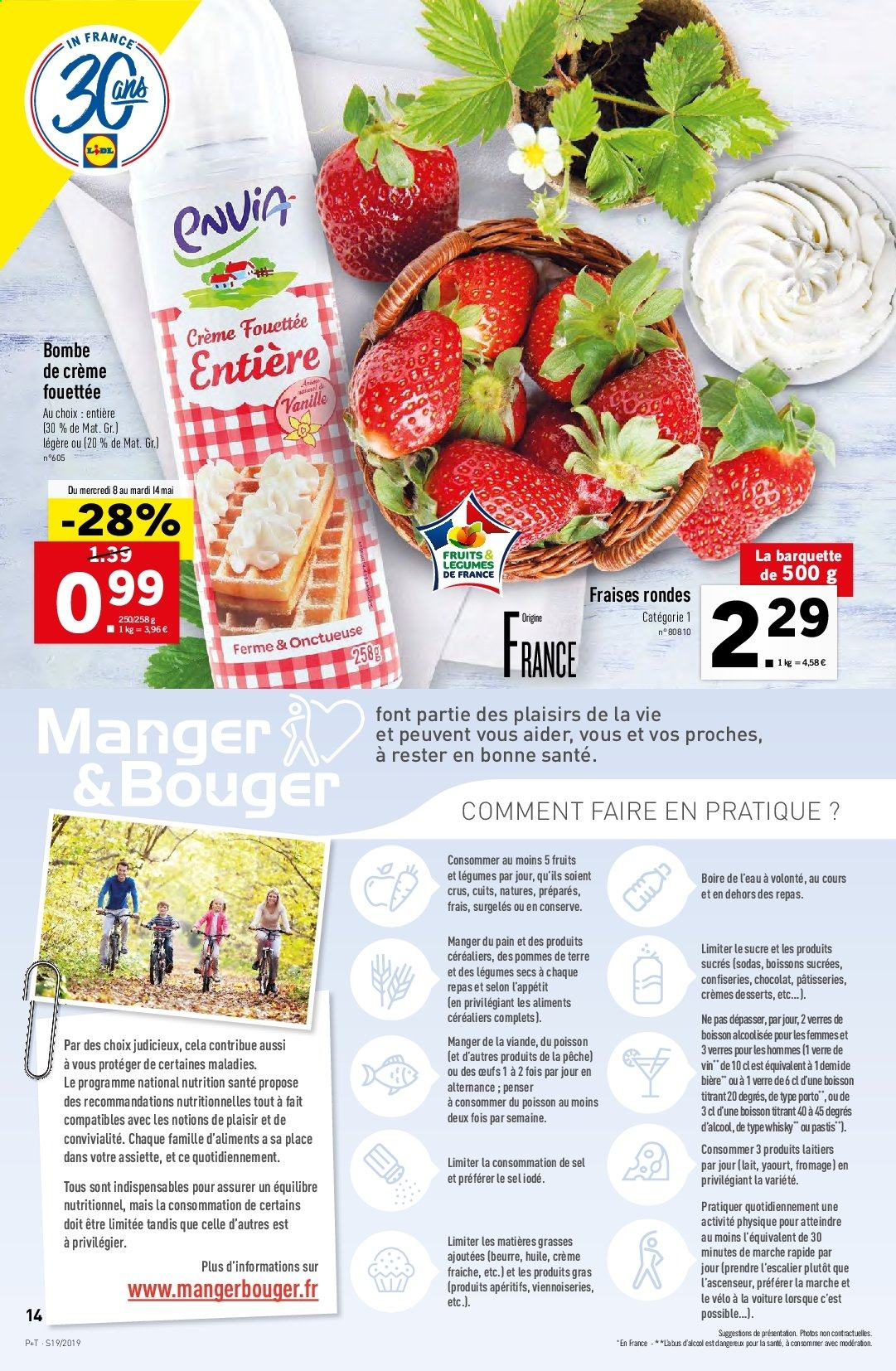 Catalogue Lidl - 08.05.2019 - 14.05.2019. Page 14.