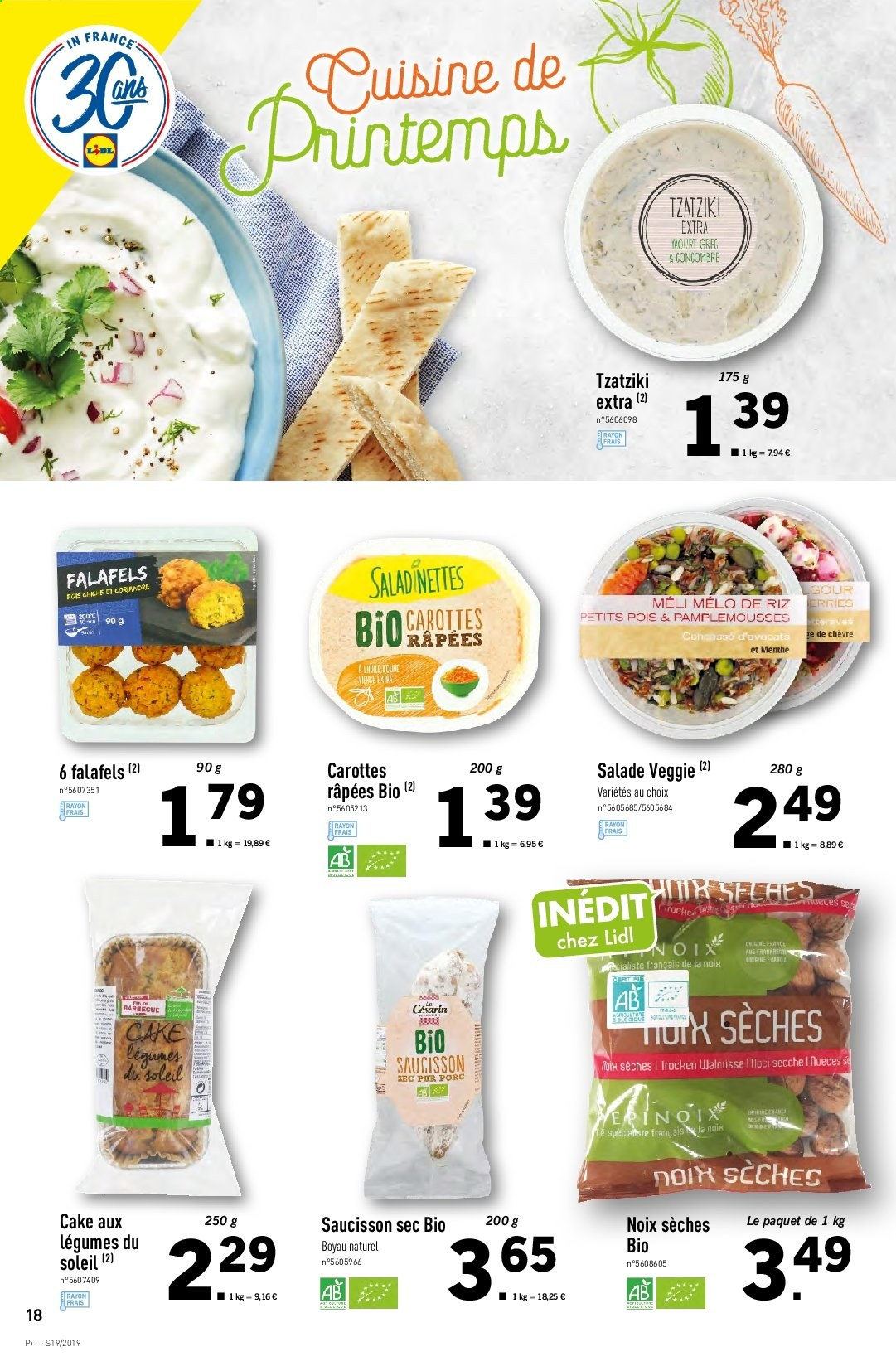 Catalogue Lidl - 08.05.2019 - 14.05.2019. Page 18.