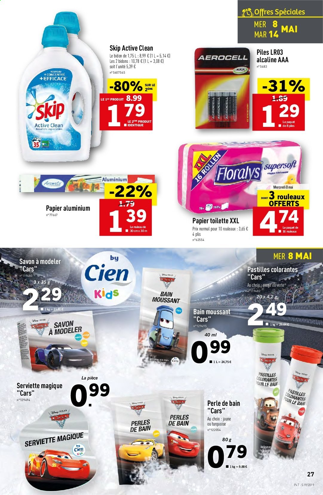 Catalogue Lidl - 08.05.2019 - 14.05.2019. Page 27.