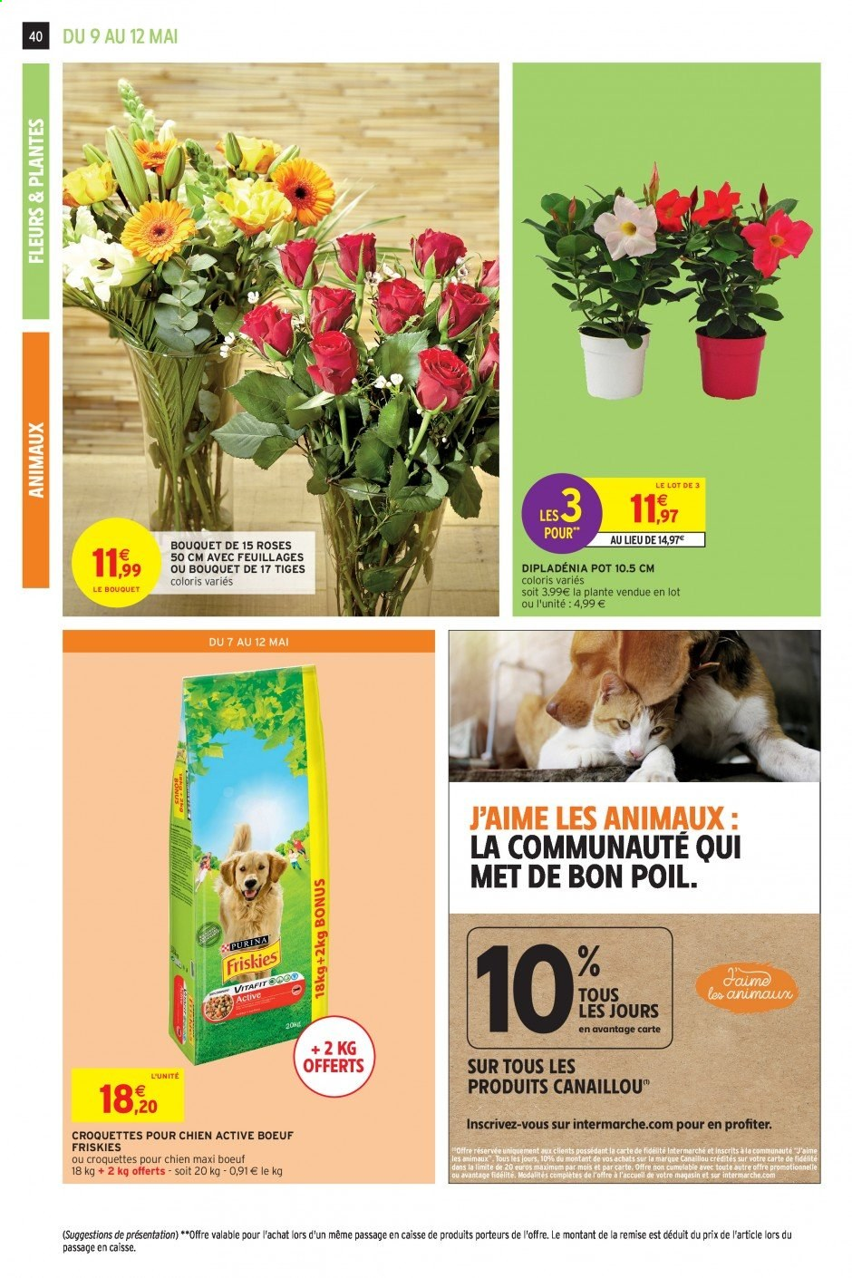 Catalogue Intermarché - 07.05.2019 - 12.05.2019. Page 39.