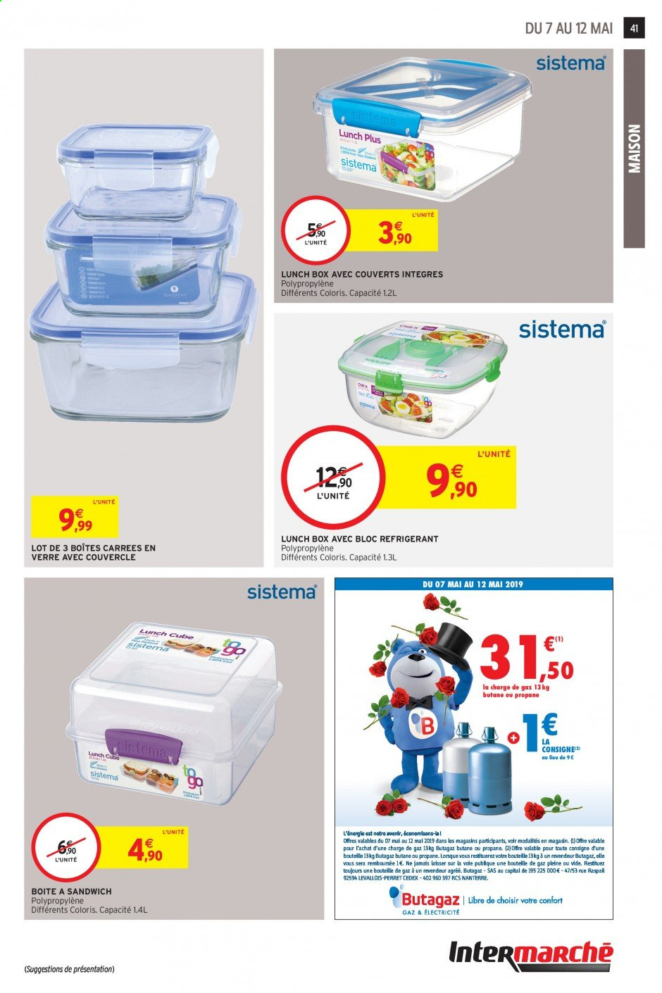 Catalogue Intermarché - 07.05.2019 - 12.05.2019. Page 40.