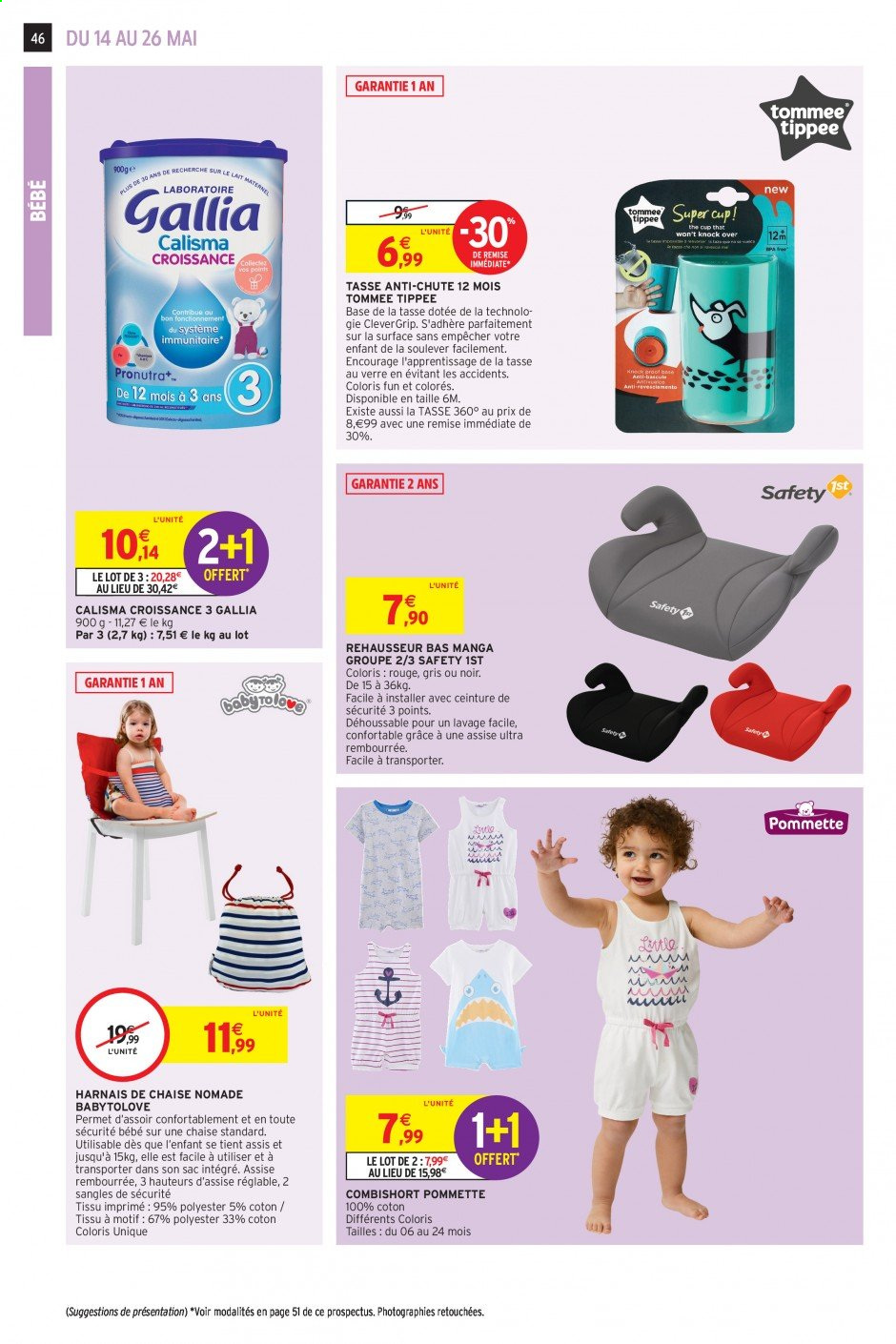Catalogue Intermarché - 14.05.2019 - 26.05.2019. Page 43.