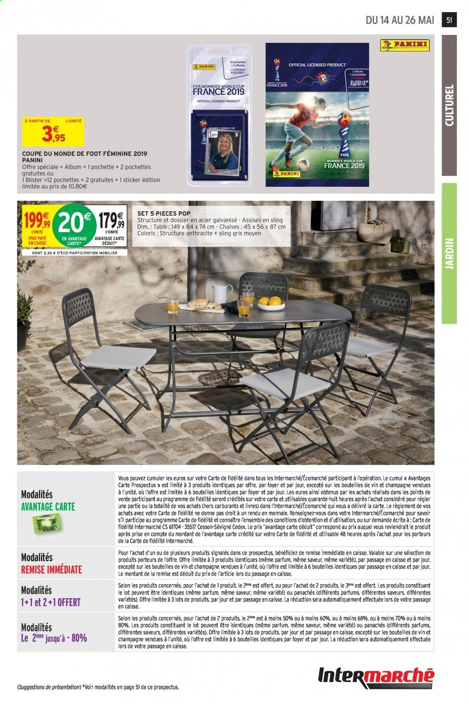 Catalogue Intermarché - 14.05.2019 - 26.05.2019. Page 48.