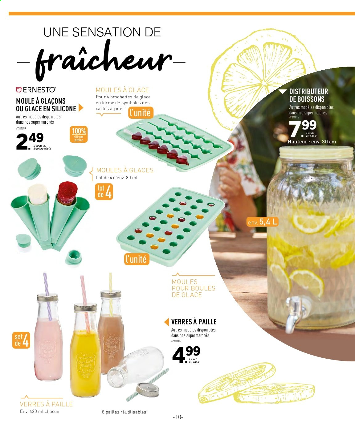 Catalogue Lidl - 29.05.2019 - 13.06.2019. Page 10.