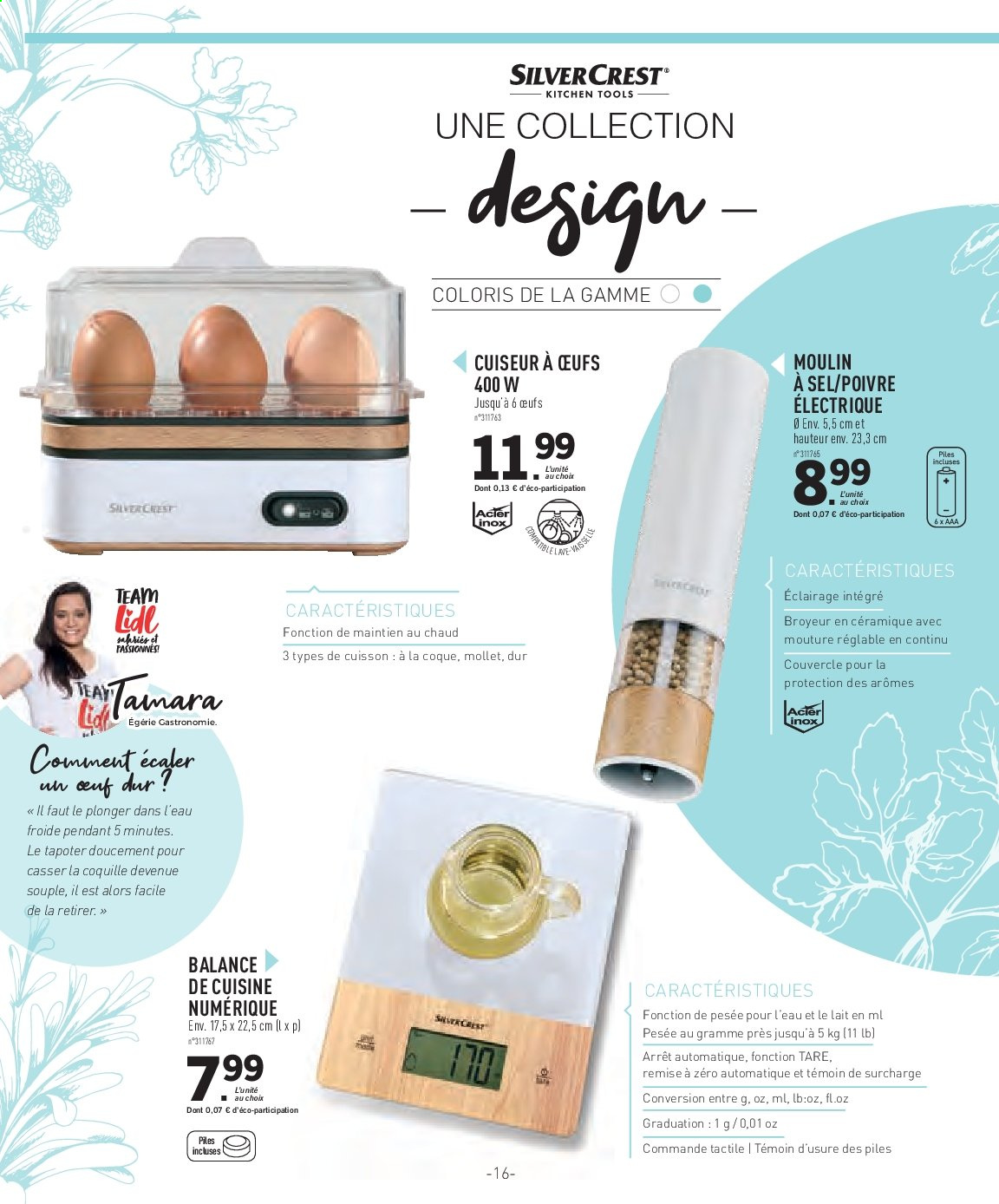 Catalogue Lidl - 29.05.2019 - 13.06.2019. Page 16.