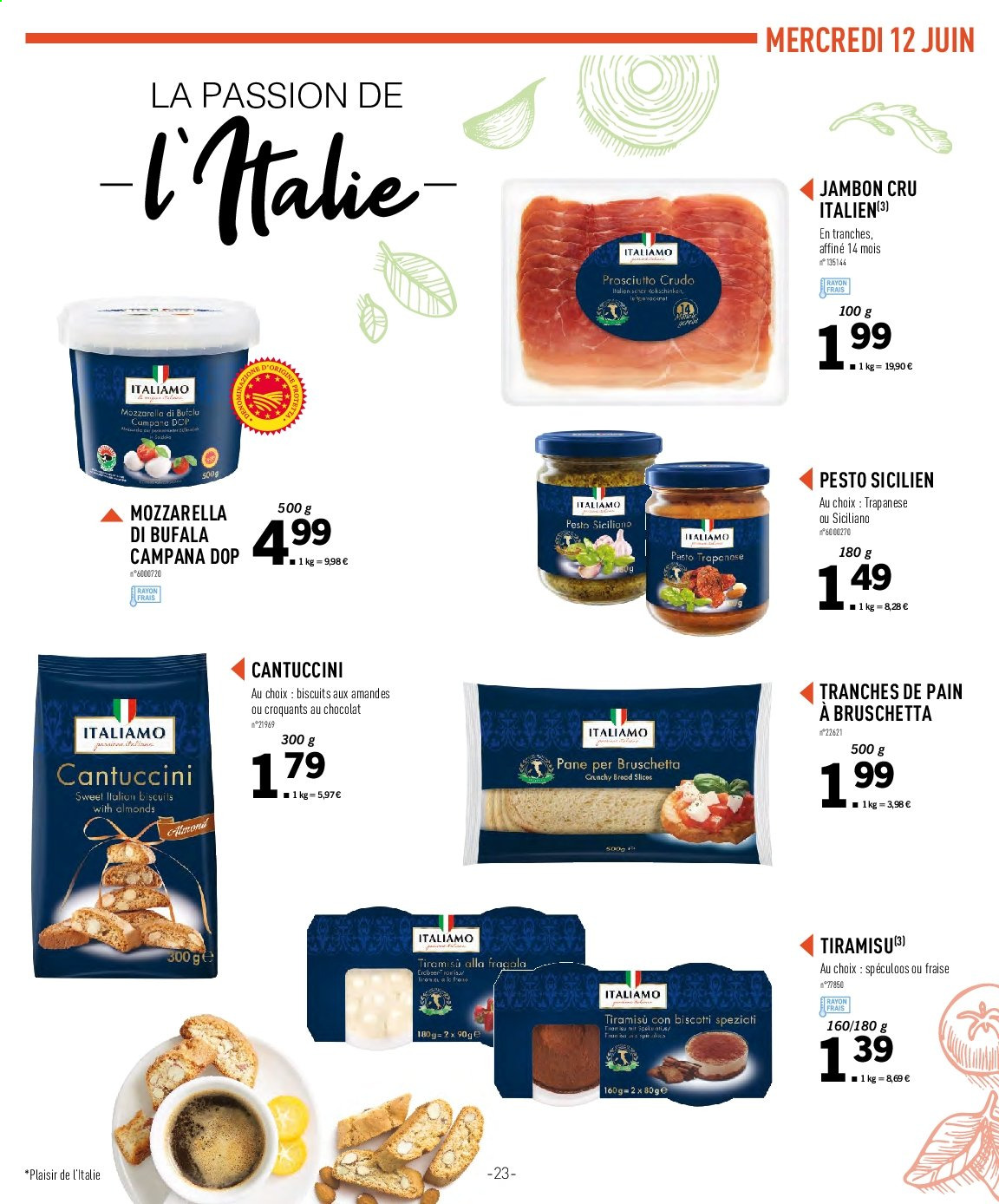 Catalogue Lidl - 29.05.2019 - 13.06.2019. Page 23.