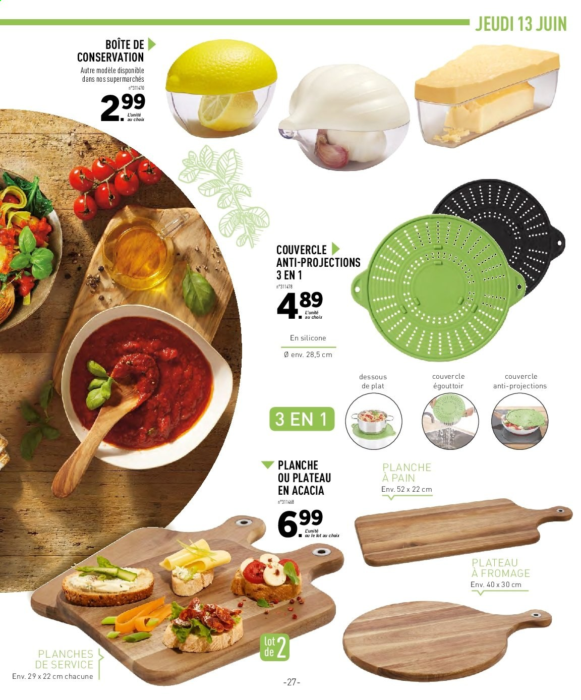 Catalogue Lidl - 29.05.2019 - 13.06.2019. Page 27.