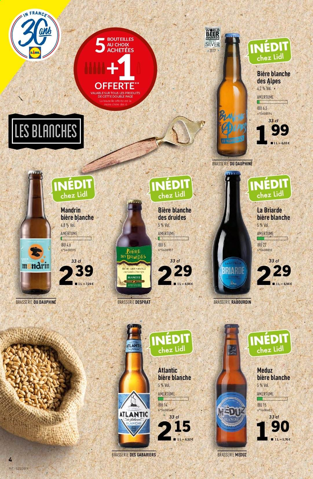 Catalogue Lidl - 29.05.2019 - 04.06.2019. Page 4.